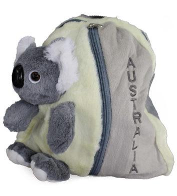 koala paws backpack