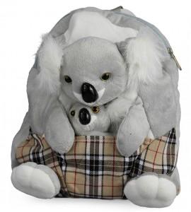 Koala & Baby Backpack