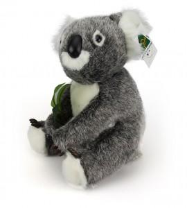 Koala & Leaf Aus Made 23cm