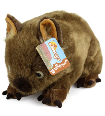 RUSSELL WOMBAT
