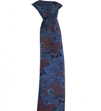 Souvenir Dot Art Tie