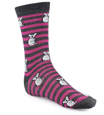wool koala socks