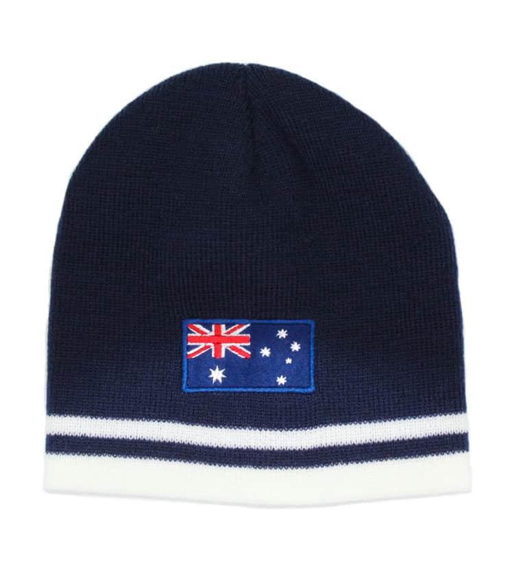 Australia Flag Beanie