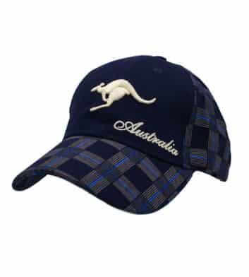 Australia Kangaroo Cap Navy