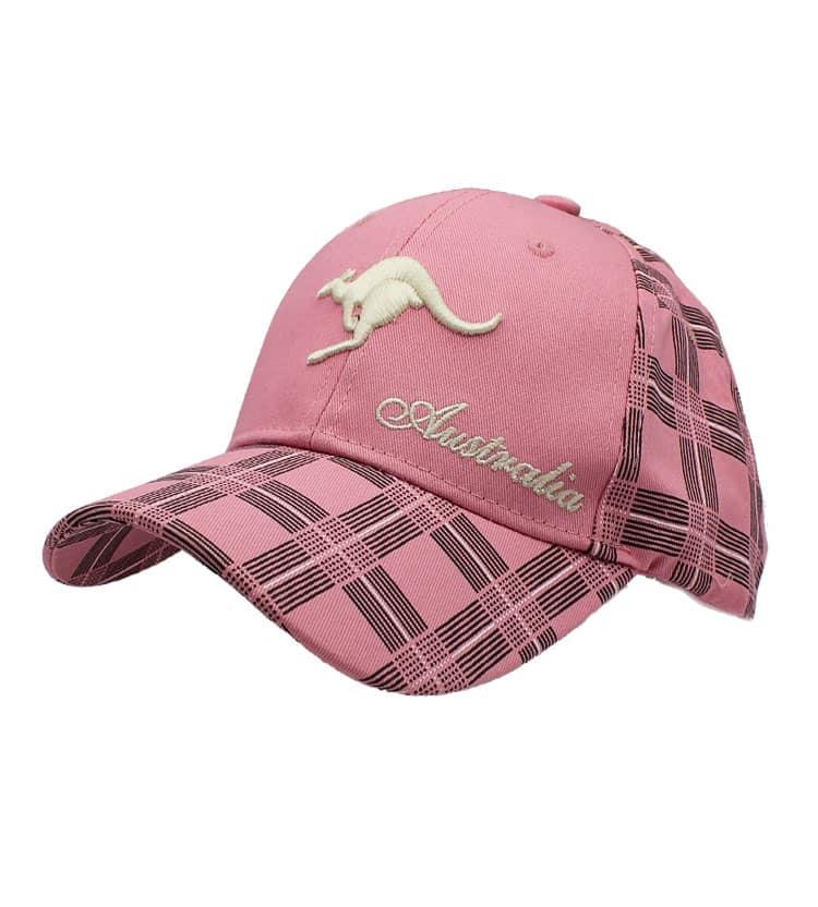 Australia Kangaroo Cap Pink