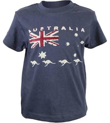 Australia Flag Kids Shirt