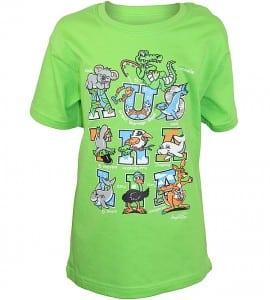 Australian Kids T Shirt