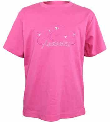 Pink Kids T-Shirt