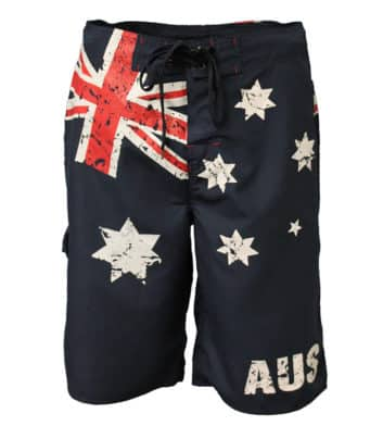 Australia Flag Boardshorts