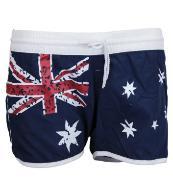Aussie Flag Shorts