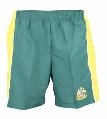 COAT OF ARMS SHORTS