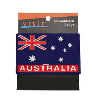 Australia Flag Patch