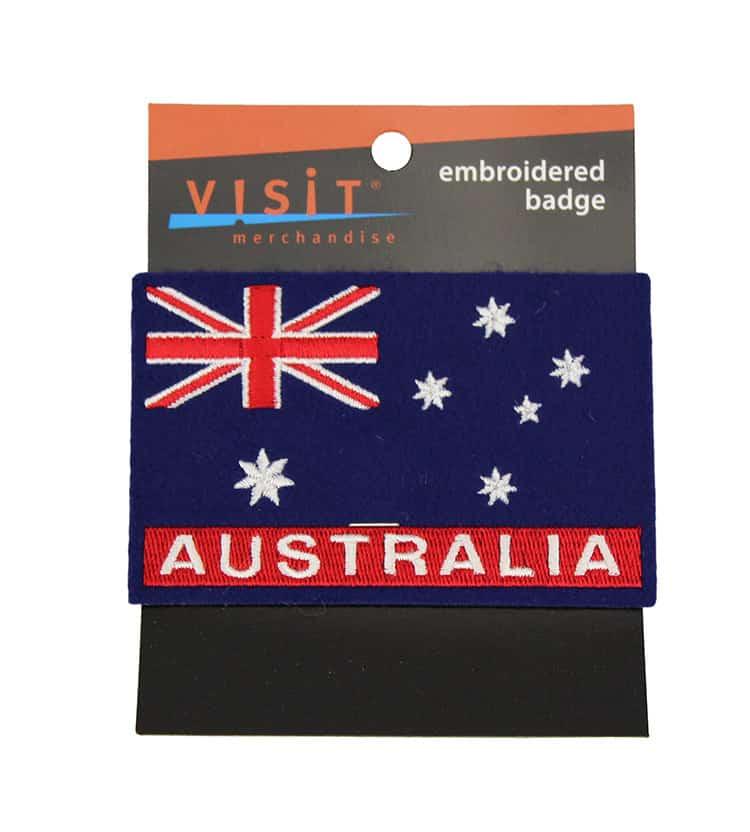 Australia flag patch the gift australian