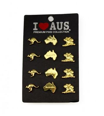 Australia Hat Pins