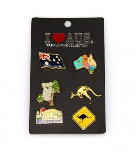 Australian Hat Pins