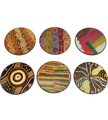 Aboriginal Coasters