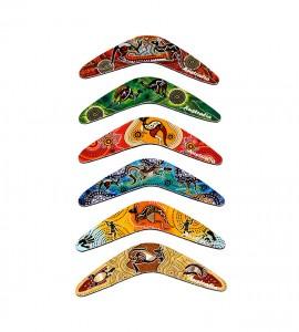 Boomerang Magnet Set