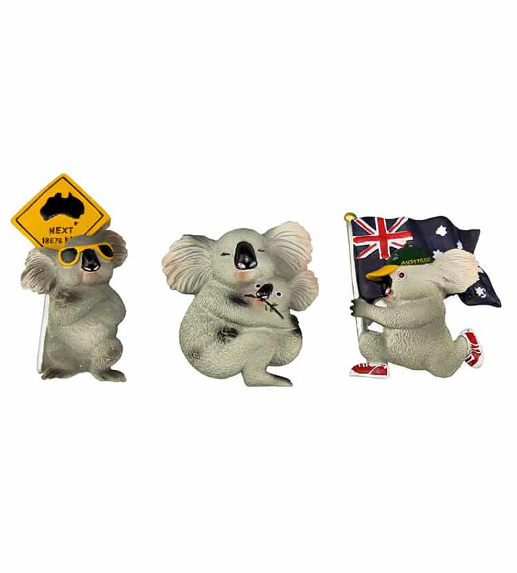 Baby Gifts Canberra Australia : Resin koala baby magnet australia the gift souvenirs