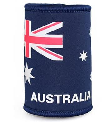 Australia Flag Stubby Cooler