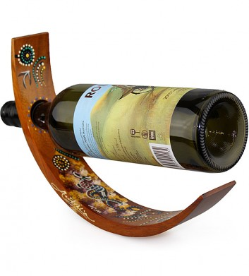 Curved Wine Holder