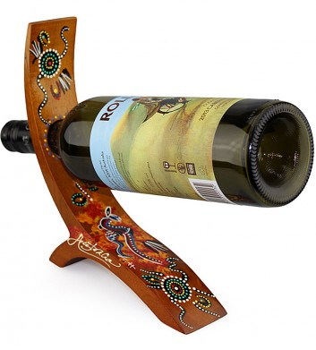 Wine Holder Wood
