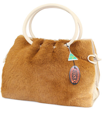 Deluxe Kangaroo Fur Bag