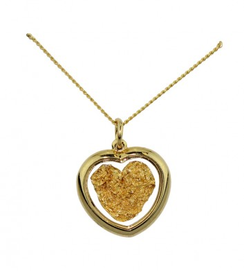 89806_GOLD-&-GLASS-HEART--NECKLACE