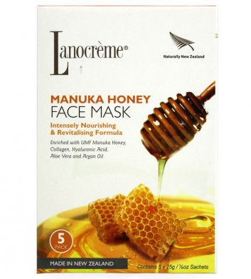 Manuka Honey Facemask
