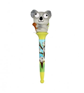 Novelty koala pen