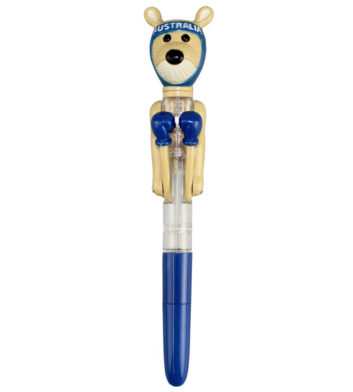 Boxing Kangaroo Novelty Pen
