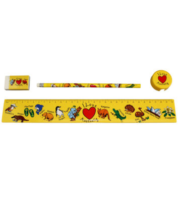 Kids stationery set