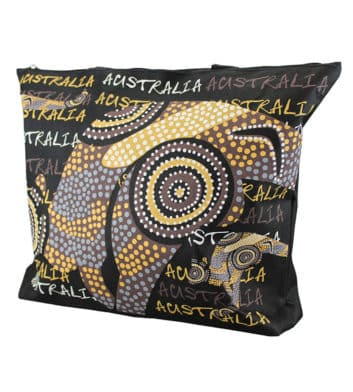 Dot Kangaroo Large Bag