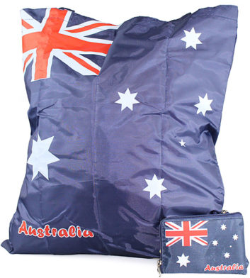Flag Folding Bag