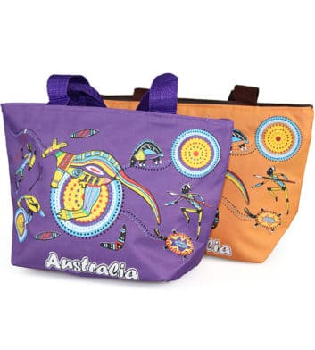 Colourful Dot Animals Small Bag