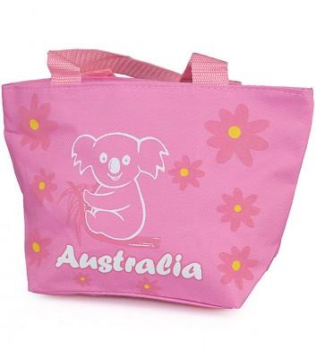 Pink Koala Small Bag