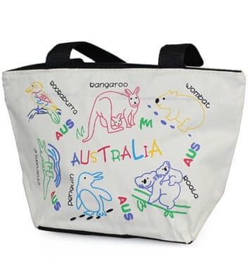 Kids Art Small Bag