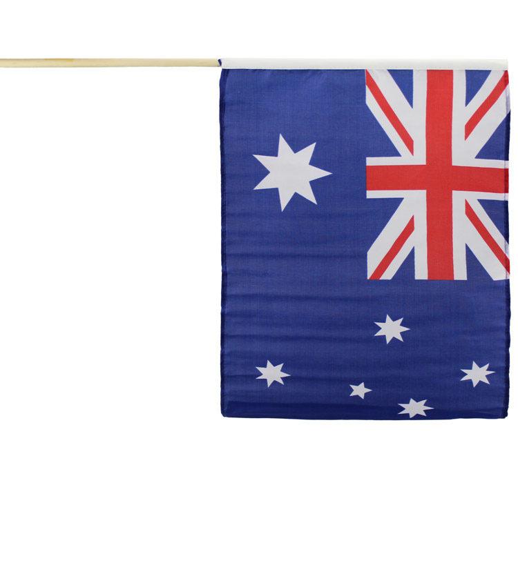 Waver Australian Flag