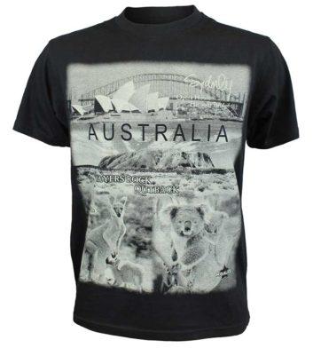 Australian Icons T-Shirt