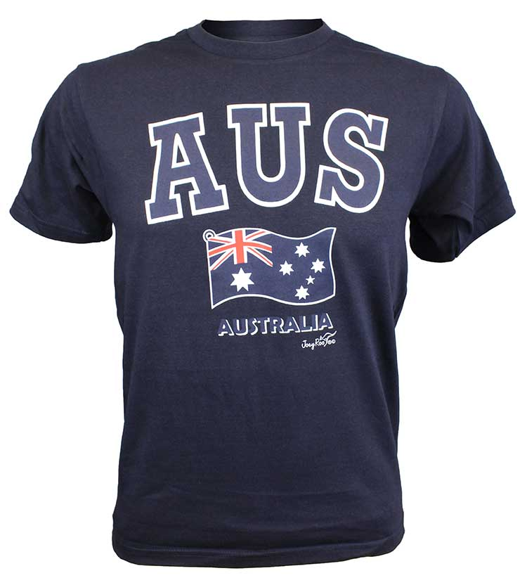 Aus australia t shirt australia the gift australian for Design t shirts online australia