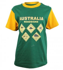Roadsign Kids T-Shirt