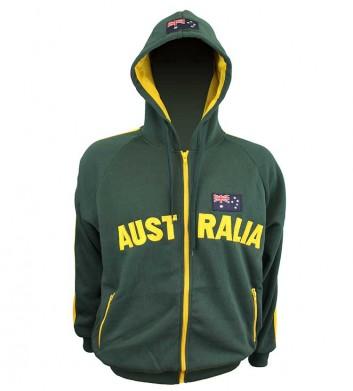 Australia Green & Gold