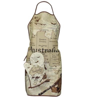 Australia Apron