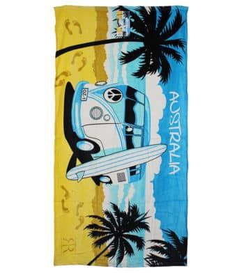 Kombi Australia Towel