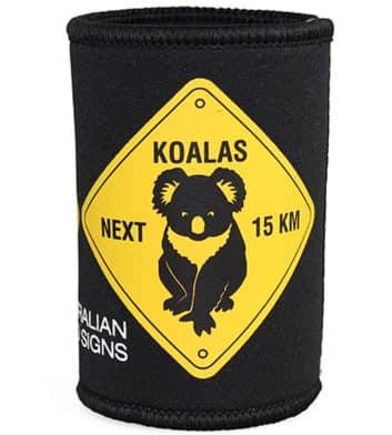 Australian Roadsign Wetsuit Cooler