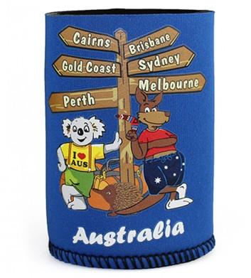 Australian Animals Cooler