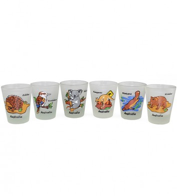 Animal Shot Glasses