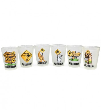 Novelty Shot Glasses
