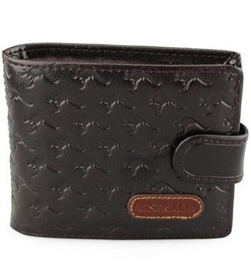 Kangaroo Pattern Wallet