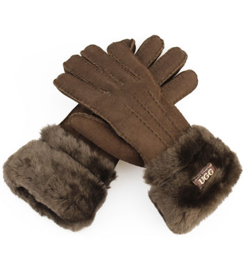 Chocolate Gloves
