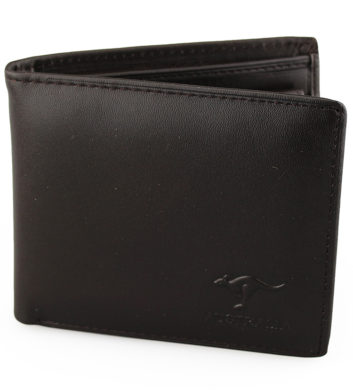 Kangaroo Leather Wallet